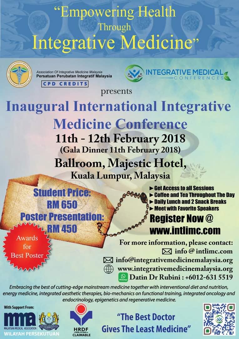 AIMM IIIMC Poster presentation
