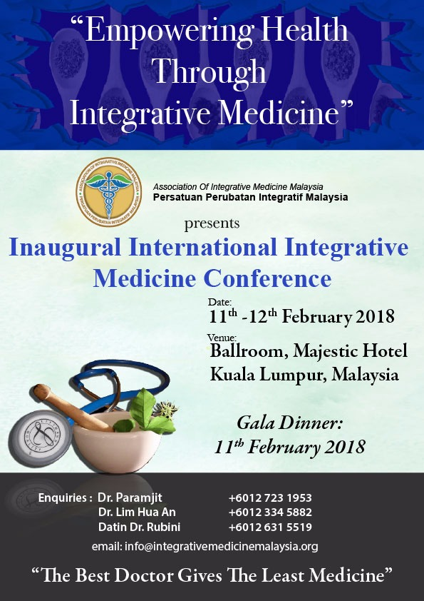 Leaflet for IIIM Conference announcement
